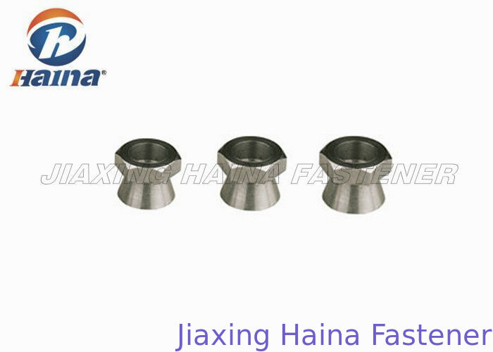 Anti Theft Security Shear Nuts , Breakaway Nuts Stainless Steel Fasteners